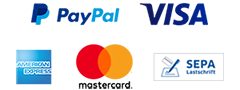 PayPal Zahlung - im Onlineshop von Sport Schart