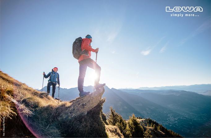 Lowa Trekking