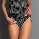 Bikini Hose schwarz
