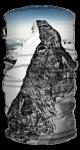 HAD Printed Fleece Tube Gipfelblick by Rosi & Chri