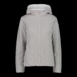 Woman Reverse Jacket Fix Hood bone