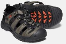Targhee 3 sandal m grey/black