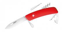Swiza Schweizer Messer D03 rot