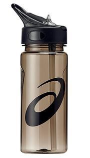 Bottle 0,6L grau/schwarz