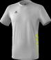 Race Line T-Shirt grey Melange